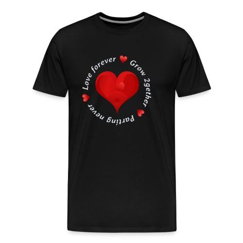 For My beloved - Men's Premium T-Shirt