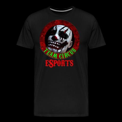 Team Circus eSports Logo - Men's Premium T-Shirt