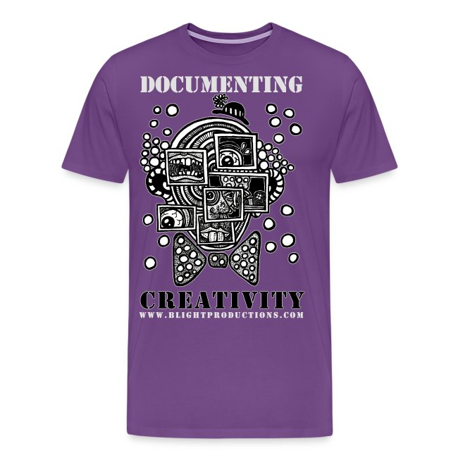 Documenting Creativity B W