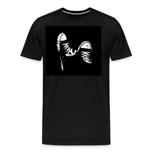 Kick Back And Chill - Men's Premium T-Shirt