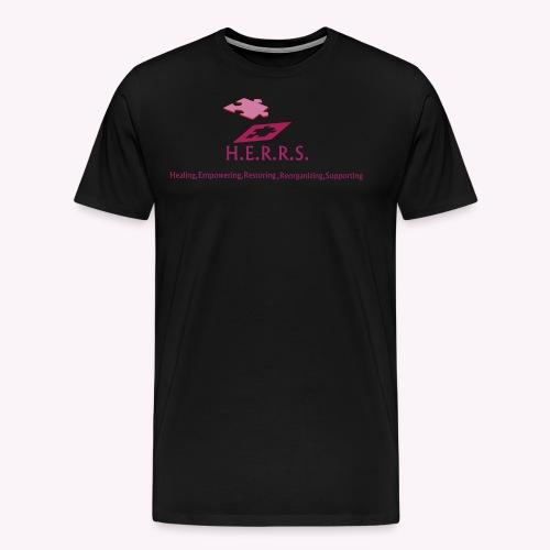 Signature H.E.R.R.S. - Men's Premium T-Shirt