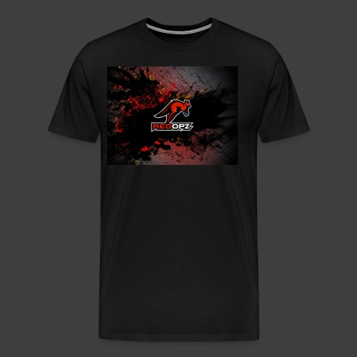 RedOpz Splatter - Men's Premium T-Shirt