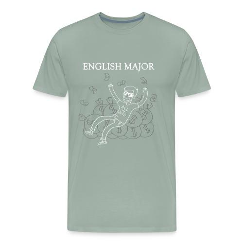 English Major - Men's Premium T-Shirt