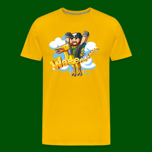 CavemanT Shirt png - Men's Premium T-Shirt