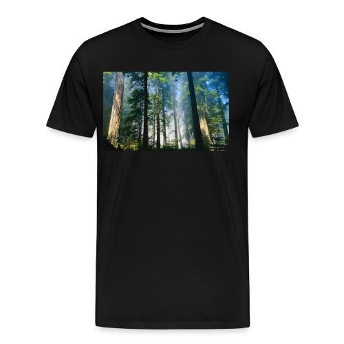 Redwood Forest LGLT - Men's Premium T-Shirt