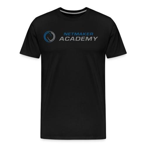 Netmaker Academy - Men's Premium T-Shirt