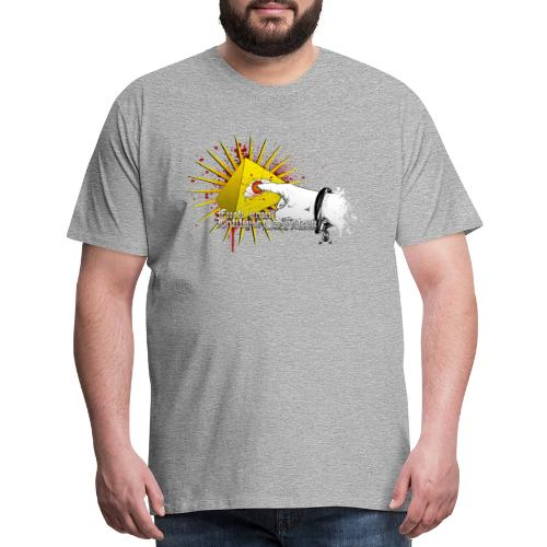 F**k your lobyist system - Men's Premium T-Shirt