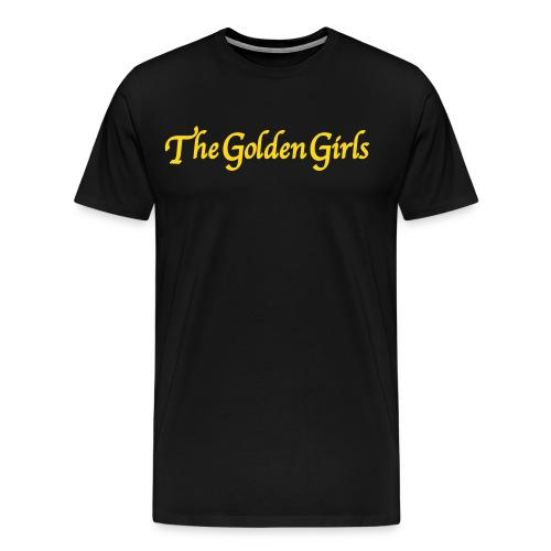 GOLDEN GIRLS - Men's Premium T-Shirt