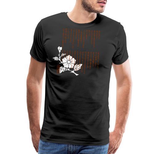 Ame ni mo Makezu Back Women's T-Shirts - Men's Premium T-Shirt