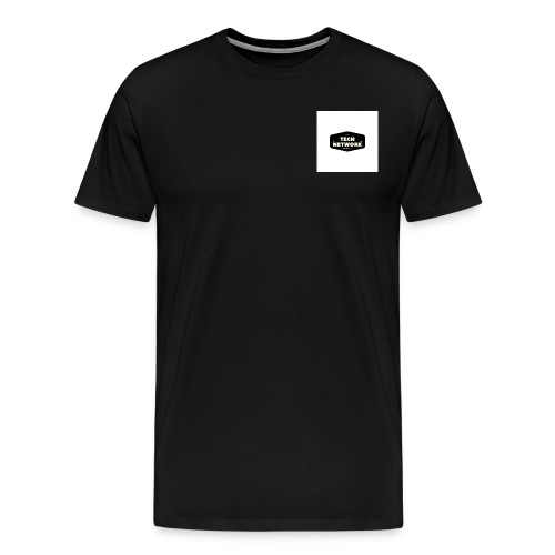TECH NETWORK - Men's Premium T-Shirt