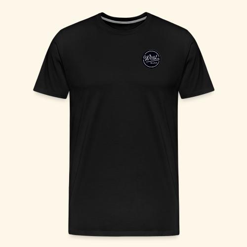 west2 surf - Men's Premium T-Shirt