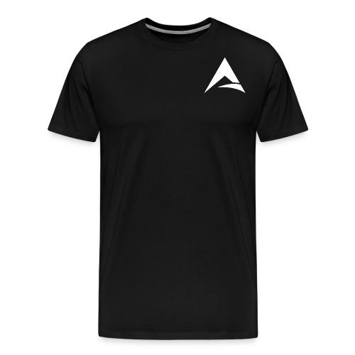 Official FlipArtz A Logo - Men's Premium T-Shirt
