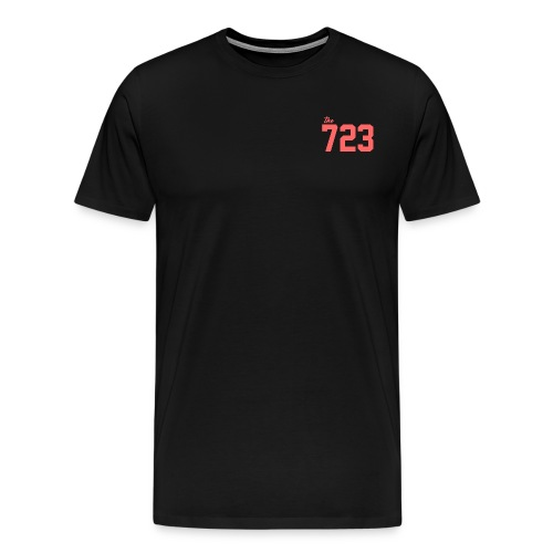 723 design 1 png - Men's Premium T-Shirt