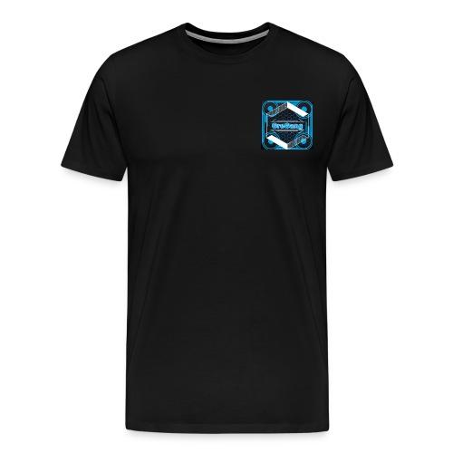 GreGang Logo-ed Merch - Men's Premium T-Shirt