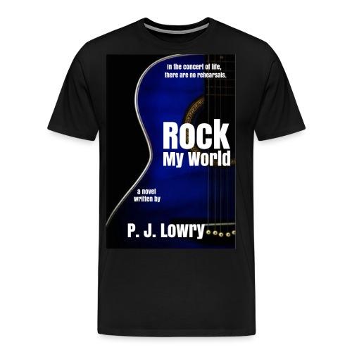 RMW-New Cover - Men's Premium T-Shirt