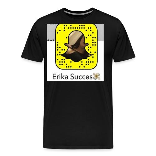 Erika Succes - Men's Premium T-Shirt
