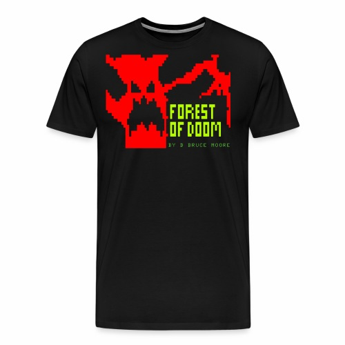 Forest of Doom T-Shirts - Men's Premium T-Shirt