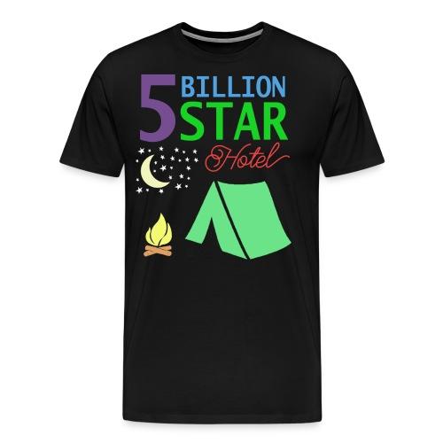 5 Billion Star Hotel - Men's Premium T-Shirt