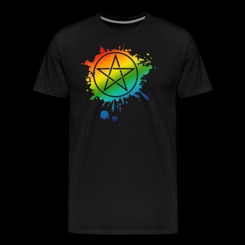 Rainbows of Peace - Men's Premium T-Shirt