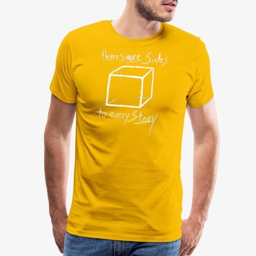 moresides inv - Men's Premium T-Shirt