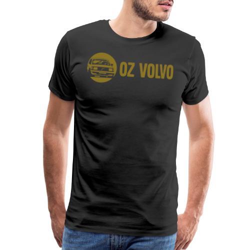 OzVolvo Logo - Men's Premium T-Shirt