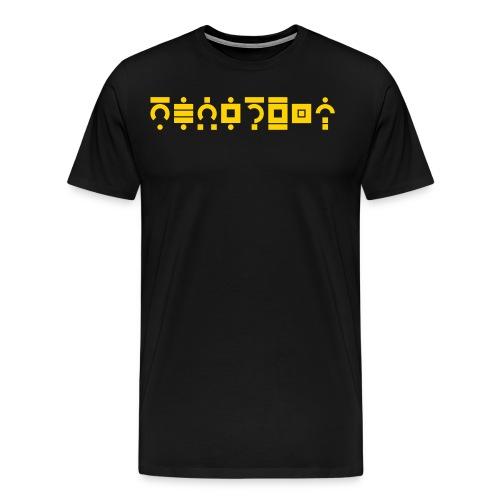 NERDSoul: Krakoa Yw - Men's Premium T-Shirt