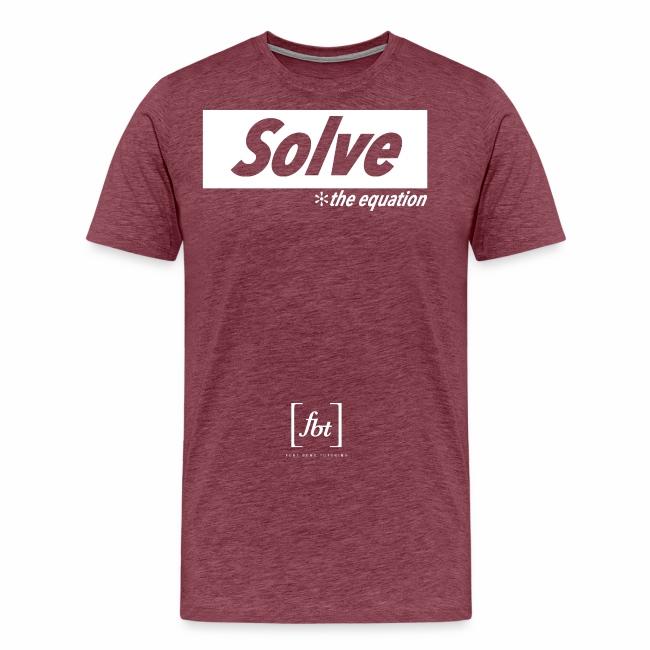 Solve the Equation [fbt]