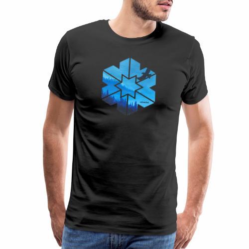 Eagle Painting - Men's Premium T-Shirt