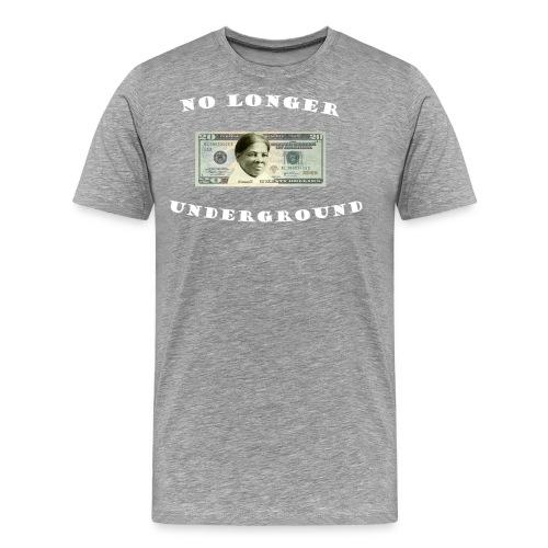 No longer Underground - Men's Premium T-Shirt