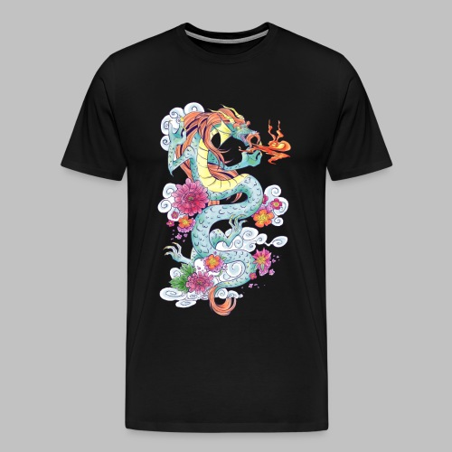 Nash's Dragon - Men's Premium T-Shirt