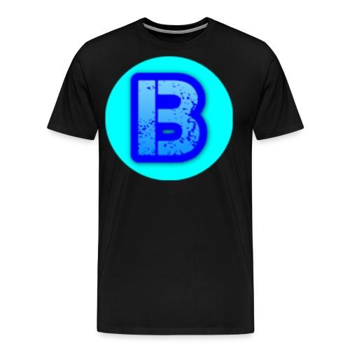 Bananza Logo - Men's Premium T-Shirt
