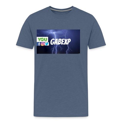 gabexp 1 - Men's Premium T-Shirt