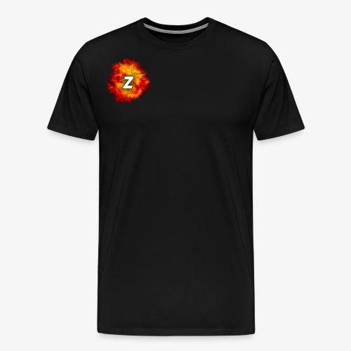 Zacksity V2 - Men's Premium T-Shirt