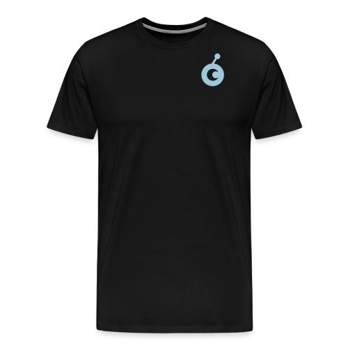 OST Logo chose print color - Men's Premium T-Shirt
