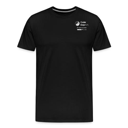 CoderDojoWA and Partners - Men's Premium T-Shirt