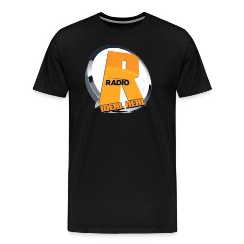 IDEAL REAL RADIO bell png - Men's Premium T-Shirt