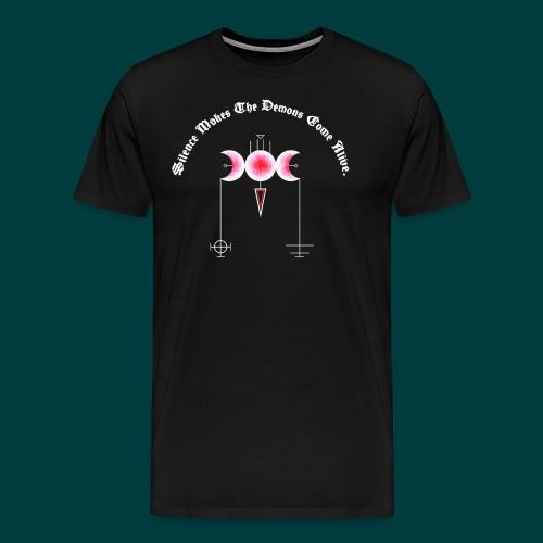 Hush Now, Child - Men's Premium T-Shirt