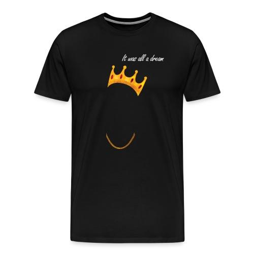 Biggie Iconic Shirt - Men's Premium T-Shirt