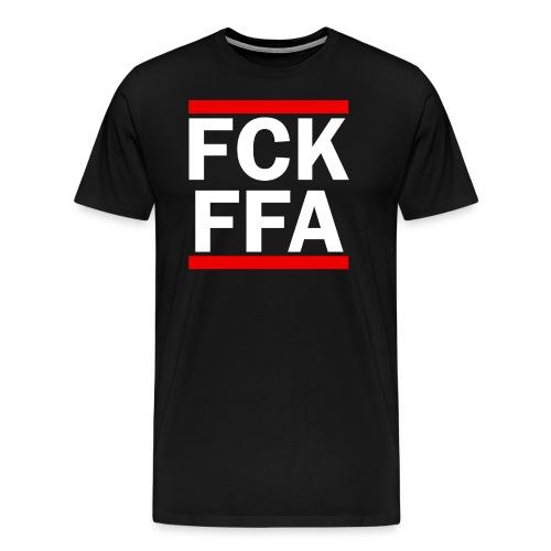 FCK FFA - RED - Men's Premium T-Shirt