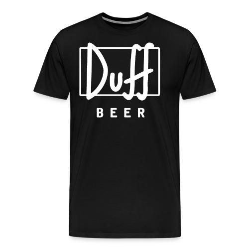 Duff - Men's Premium T-Shirt