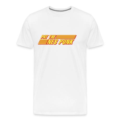 NES Punk Nintendo Power - Men's Premium T-Shirt