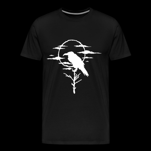 Sentinel of the night T-Shirts (Black) - Men's Premium T-Shirt