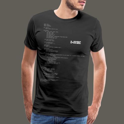 Hacker.py - Men's Premium T-Shirt