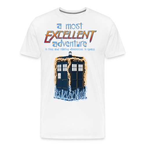 A Most Excellent Adventure - Men's Premium T-Shirt