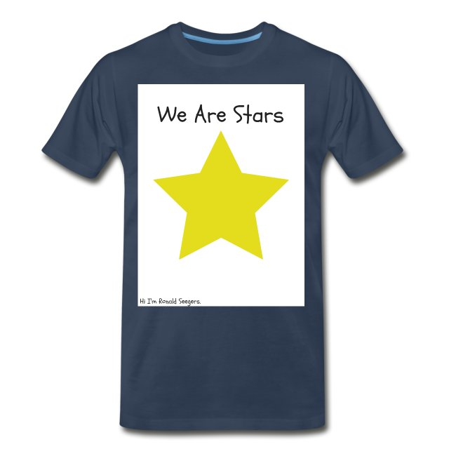 Hi I'm Ronald Seegers Collection-We Are Stars