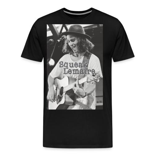 SQUEAK TOUR 2018 - Men's Premium T-Shirt