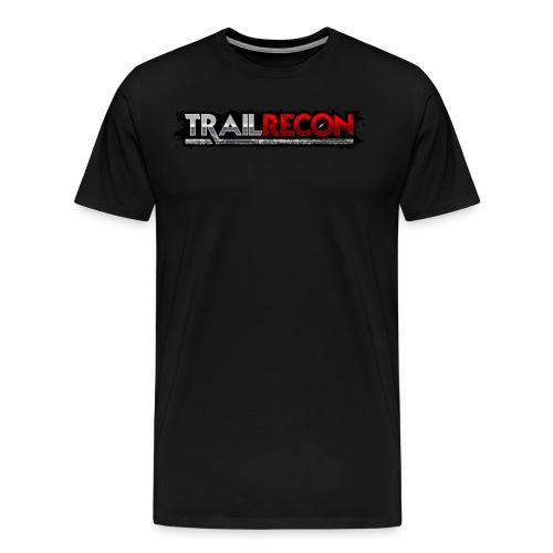 TrailRecon Logo - Men's Premium T-Shirt