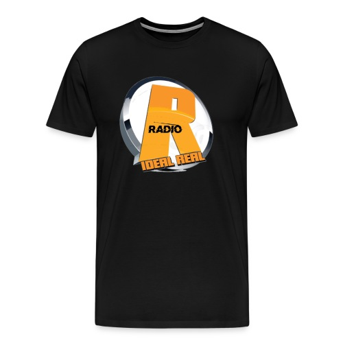 IDEAL REAL RADIO bell png - Men's Premium T-Shirt