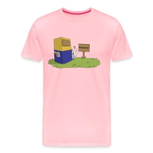 Mini Minion by Seiaeka - Men's Premium T-Shirt