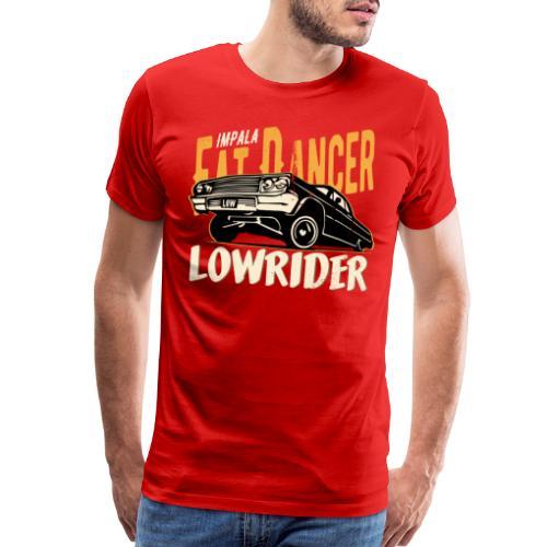 Chevy Impala - Fat Dancer - Men's Premium T-Shirt